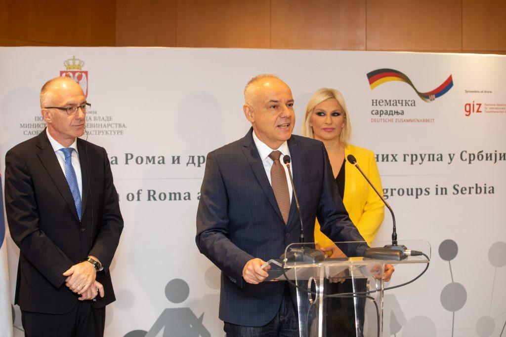 Nove mere za socijalno uključivanje Roma i Romkinja 25068