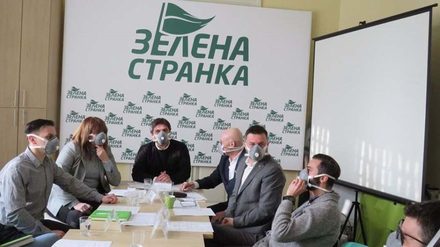 "Zagađenje vazduha motivisalo Zelenu stranku da izađe na izbore: ""Dosta je bilo politikanstva i šarlatanstva..."""