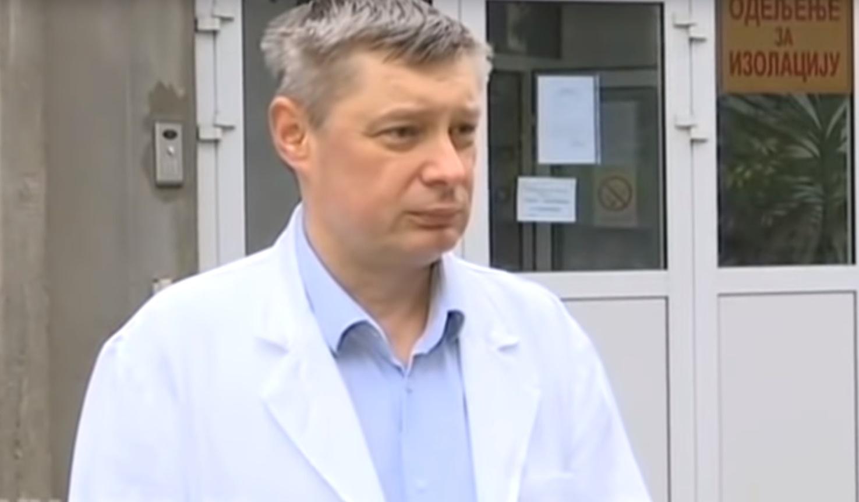 Dr Stevanović apeluje: Javljajte se u ambulantu na vreme i redovno, makar i  svaki drugi dan, tok bolesti je nepredvidiv | Nedeljnik