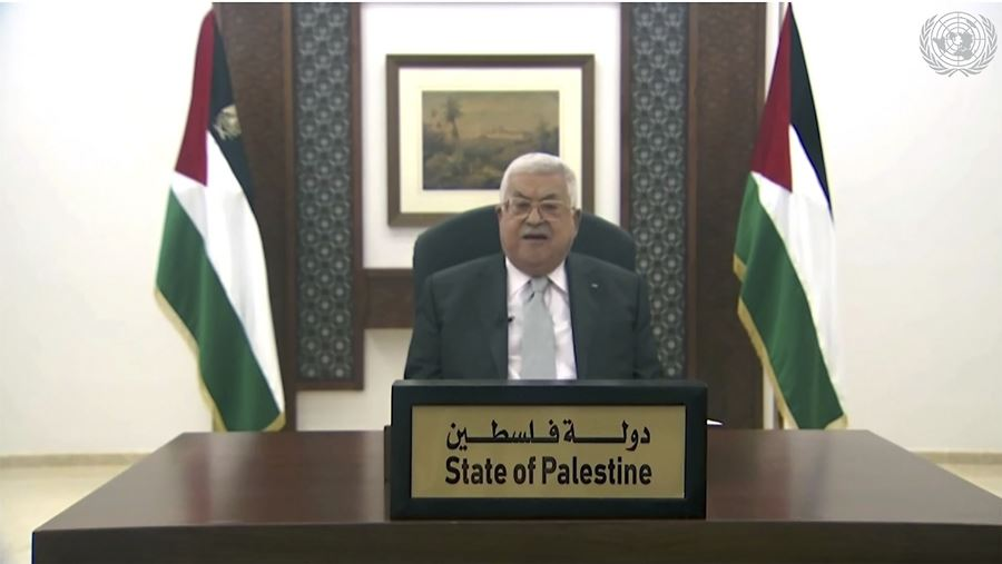 """NEĆEMO SE PREDATI! Palestinski predsjednik pred UN-om kritikovao sporazume iz Bijele kuće: """"Pitam se, šta još mogu da kažem…"""""""
