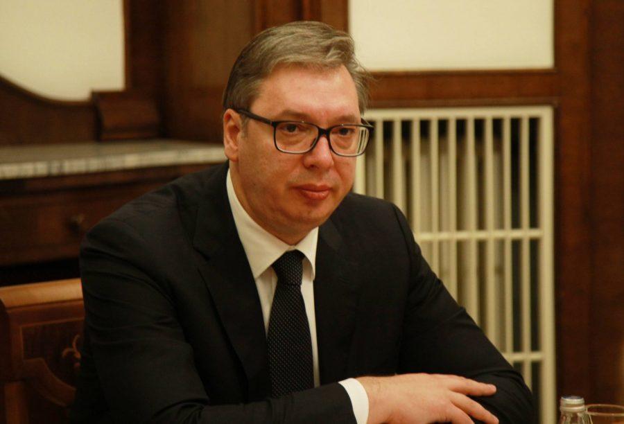 """Vučić: """"Mi ćemo zaštititi svoj narod na Kosovu. Kako? Nadam se da nikada nećete morati da vidite"""""""